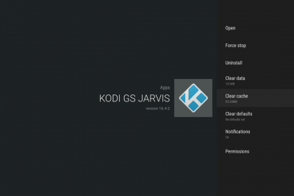 , Kodi 17.1 Now Available on Gostreamer G5+