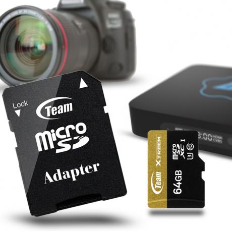 MICSD-XTREEM-64GB